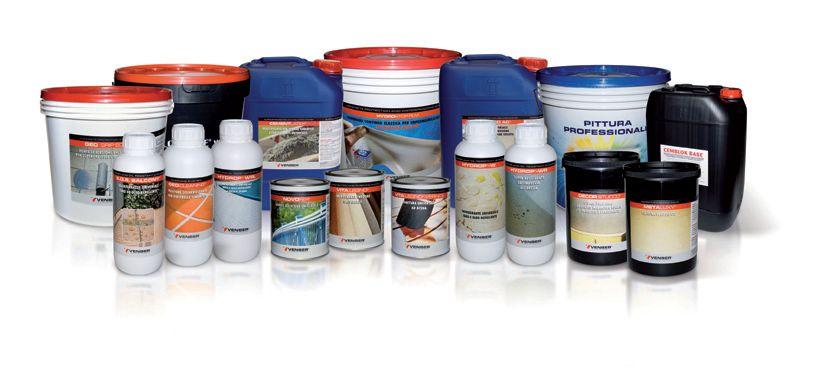 prodotti vari e resine per pavimenti verona