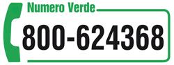numero verde venber verona